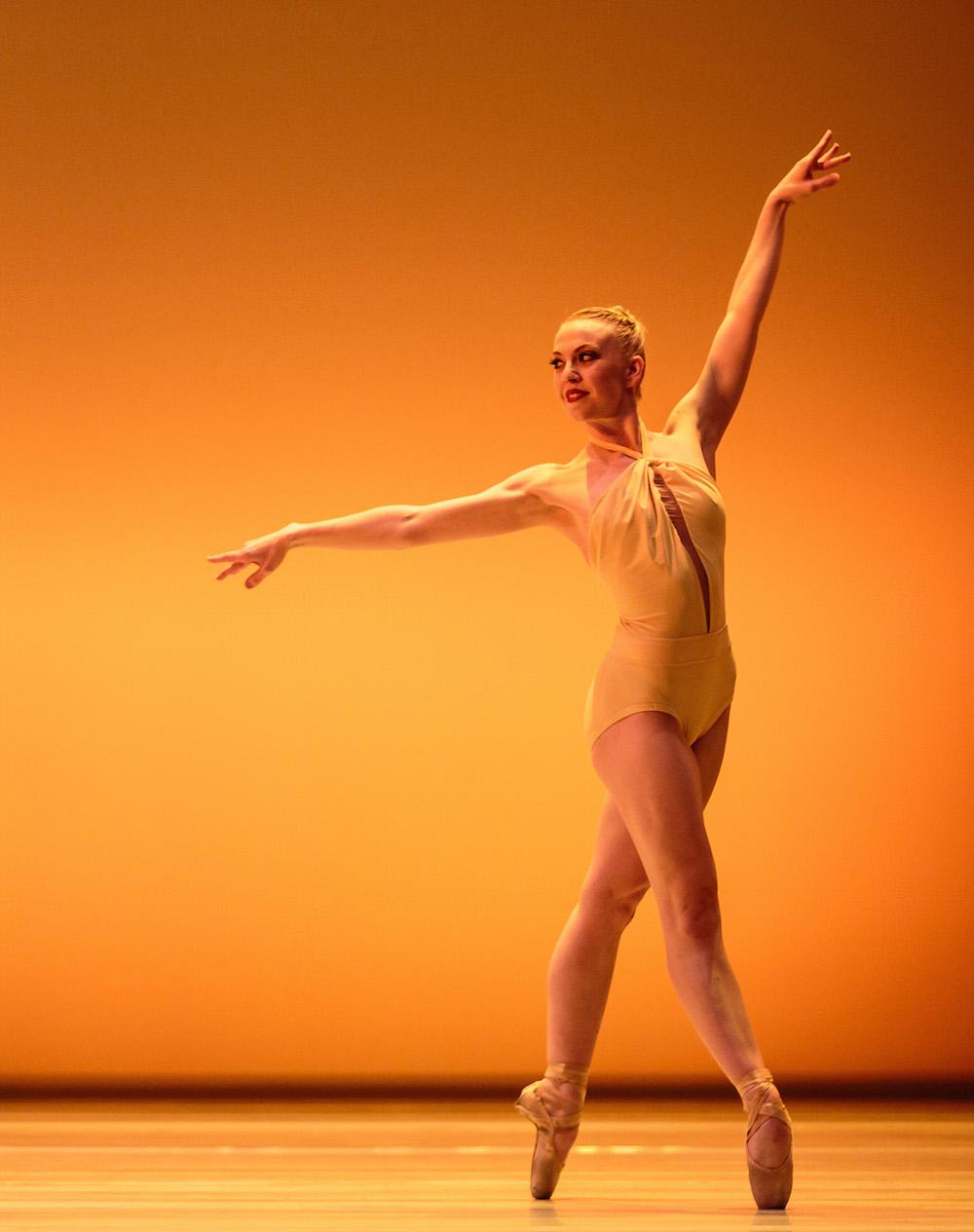 Nicole Haskins chosen for Oregon Ballet Theatre's ChoreographyXX competition