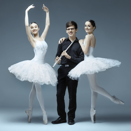 Sydney Youth Orchestra collaborates with Sydney City Youth Ballet