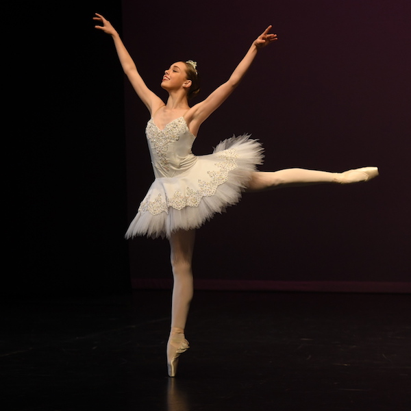 2017 Sydney Eisteddfod Ballet Scholarship Finalist