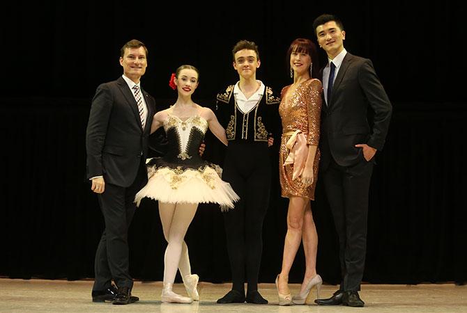 Sydney Eisteddfod 2017 Ballet Scholarship