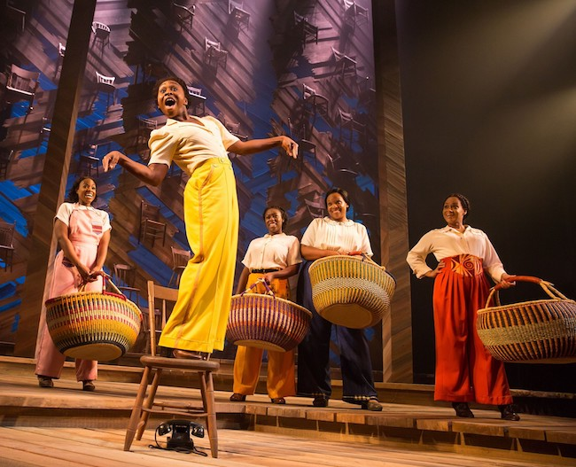 The Color Purple launches National Tour