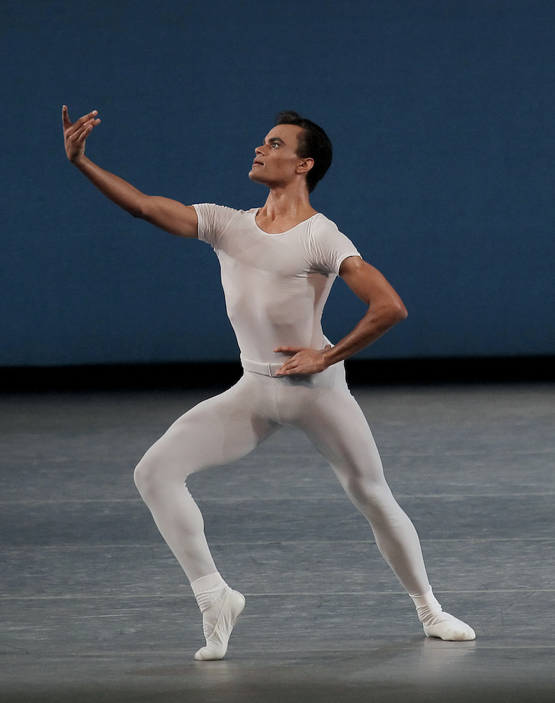New York City Ballet promotes Taylor Stanley to Principal