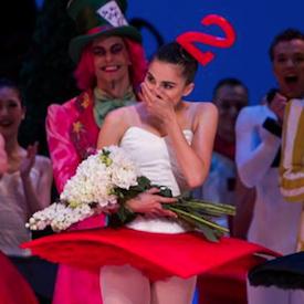 Valerie Tereshchenko gets Telstra Ballet Dancer Award 2017
