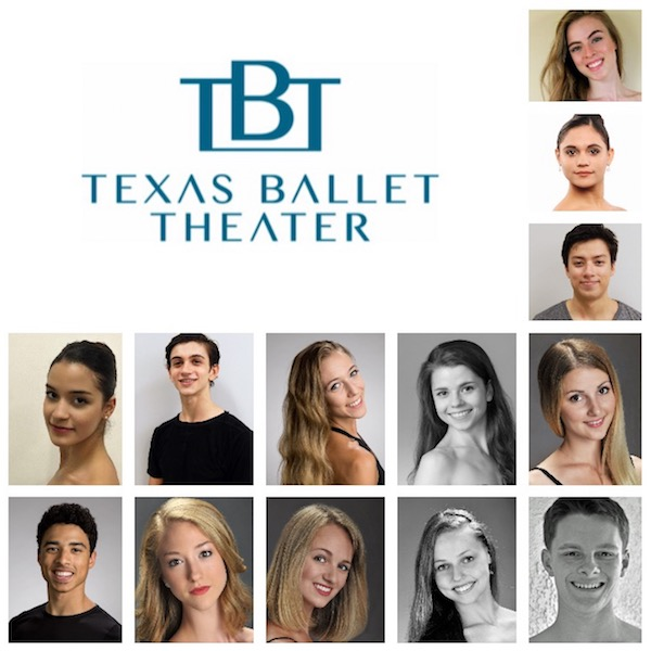 Texas Ballet Theater expands company for 2017-2018 Season