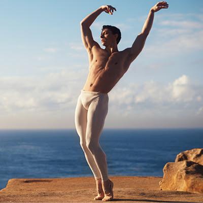 Kevin Jackson of The Australian Ballet