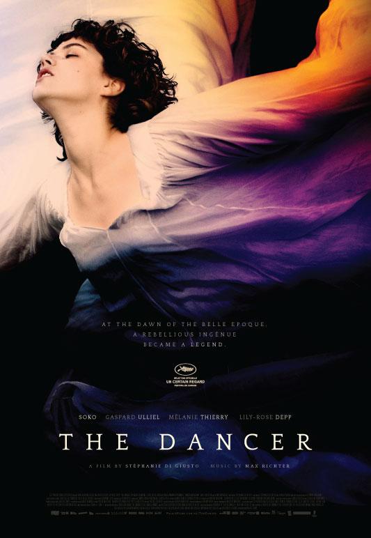 La Danseuse film on Loïe Fuller