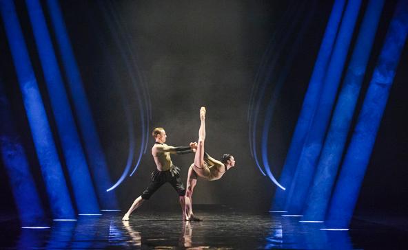 The Royal Ballet. Photo by Tristram Kenton