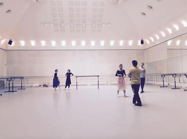 Royal Opera House studios