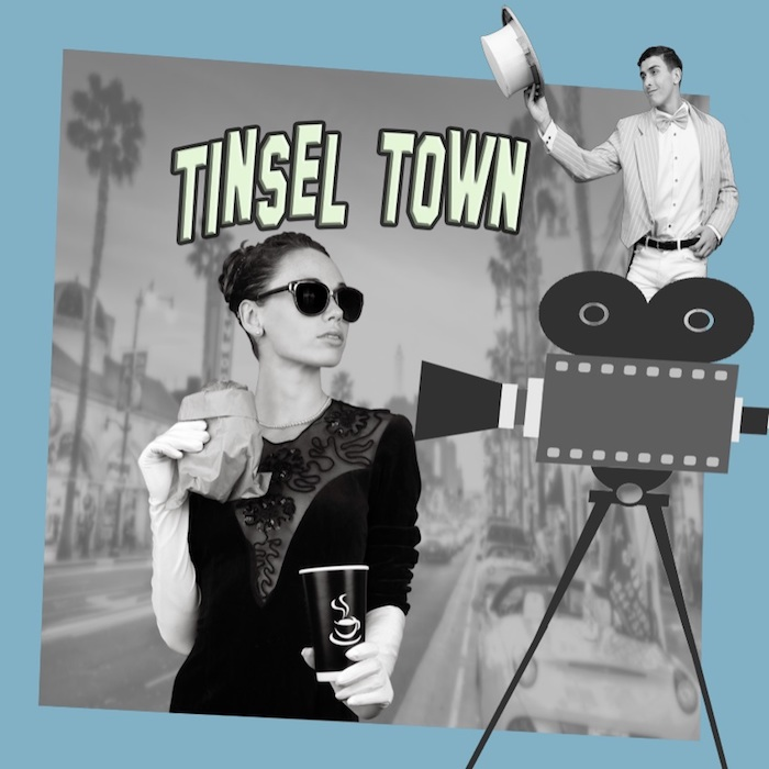 Tinsel Town by David Camm