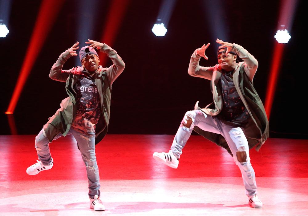 Pharside & Phoenix choreography on SYTYCD
