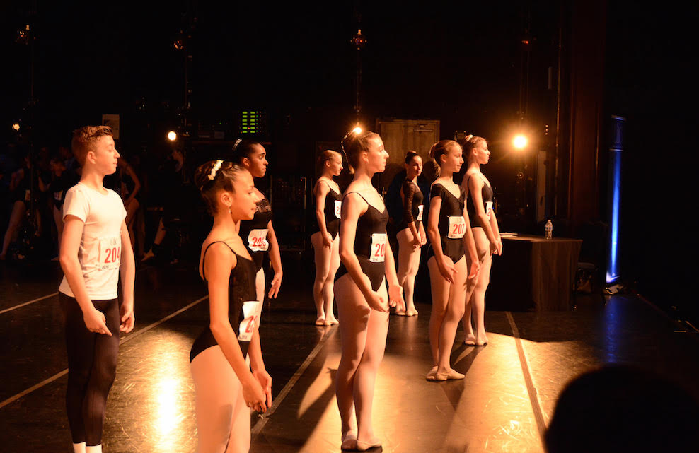 Classical Ballet Competition in Florida