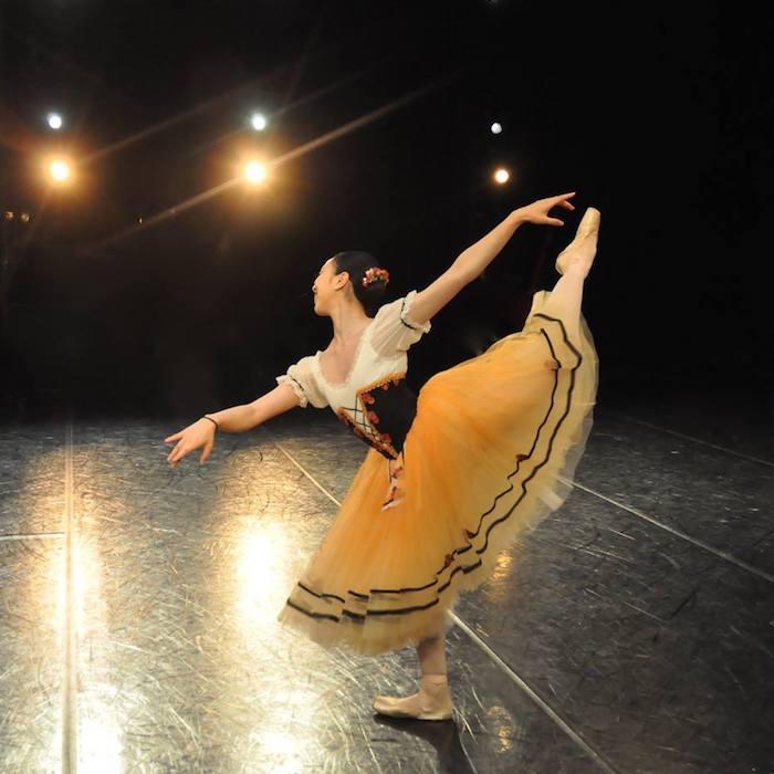 2017 Valentina Kozlova International Ballet Competition