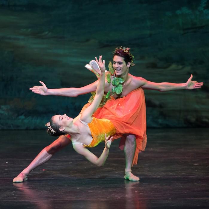 Autumn Fairies dancers