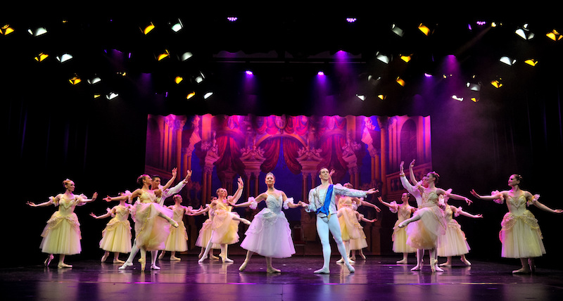Snow White by VIC ballet company
