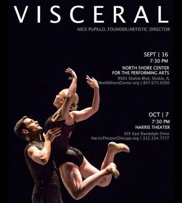 2017 Fall Engagement by Visceral Dance Chicago
