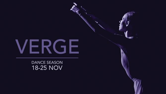 Verge Dance Season 2017 at WAAPA