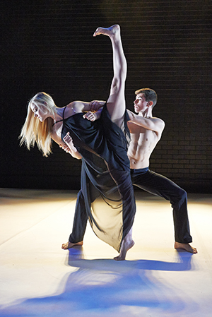Western Australian Academy of Performing Arts full time dance course