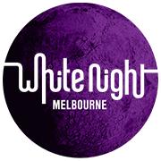 2017 White Night Melbourne event