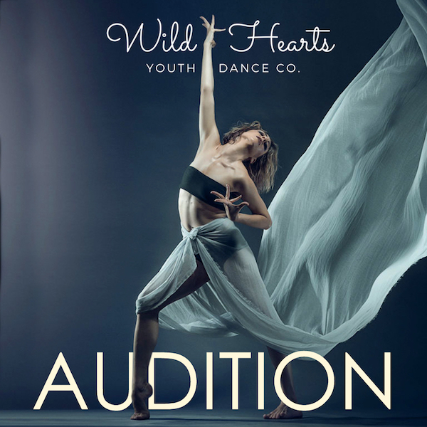 2018 Wild Hearts Youth Dance Co Auditions