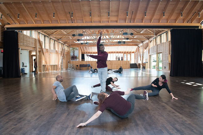 Works & Process at the Guggenheim to present Ephrat Asherie Dance