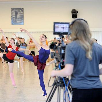 San Francisco Ballet at the Chris Hellman Center for Dance