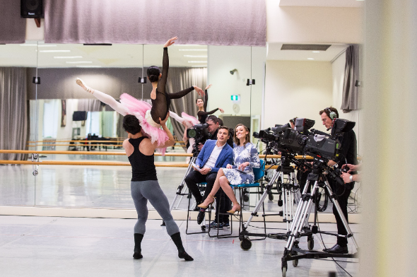 The Australian Ballet for World Ballet Day LIVE 2016