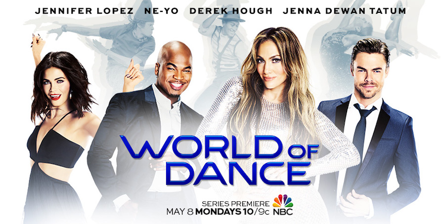 NBC new dance competition series