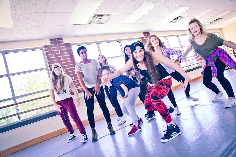 YPAD founded by dance teacher Leslie Scott