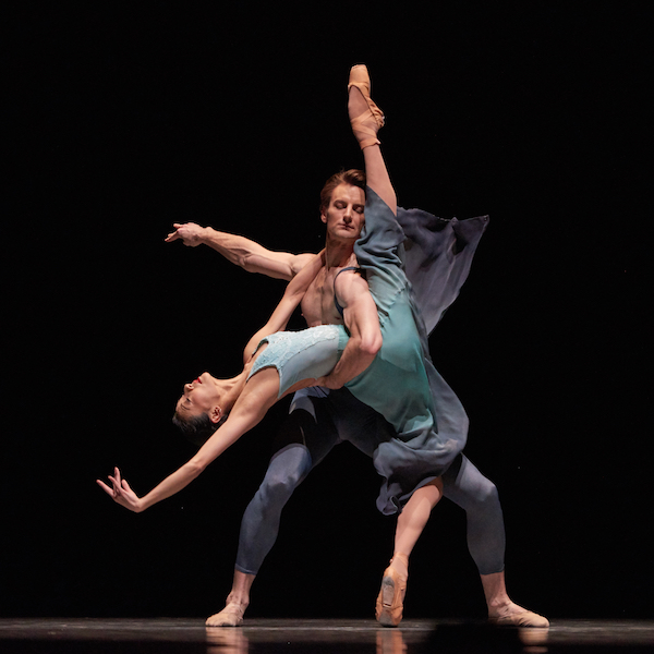 San Francisco Ballet's Yuan Yuan Tan and Aaron Robison