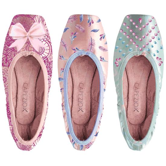 Capezio Australia offers 2017 Pointe Shoe Decorating Days