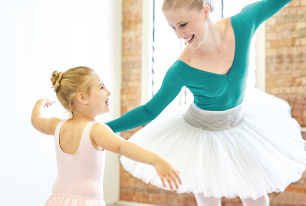 Queensland Ballet contest for Young Dancers
