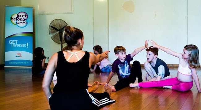 Co3 Australia Junior Dance Workshop