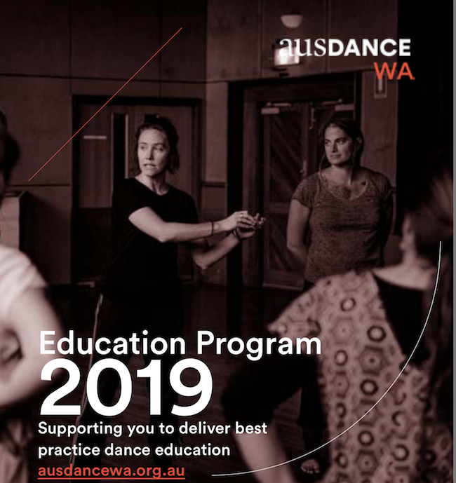 Perth Dance Education Series 2019
