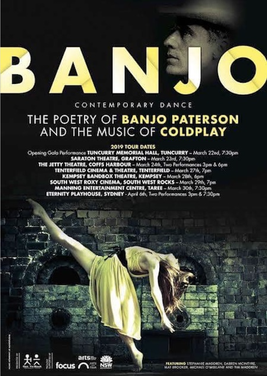 Banjo NSW Tour 2019