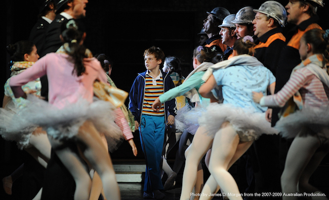 Billy Elliot Australian Anniversary Tour