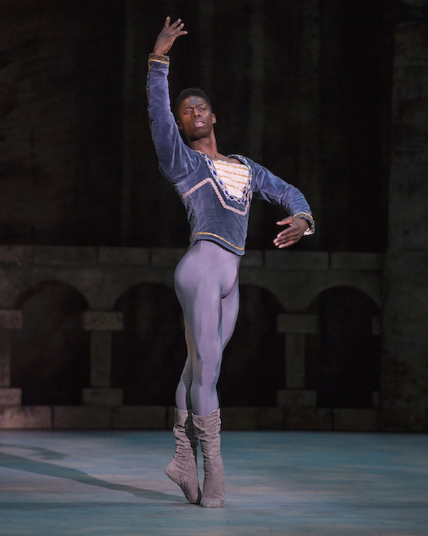Los Angeles Youth Ballet guest artist