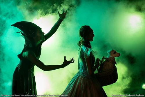 Colorado Ballet dancers