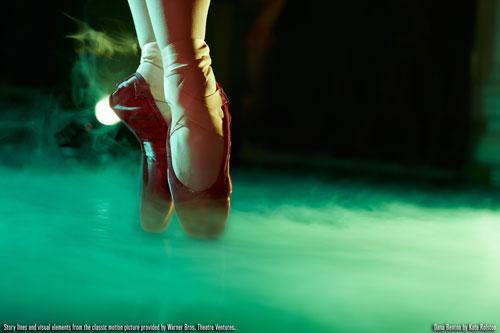 Colorado Ballet's Dana Benton