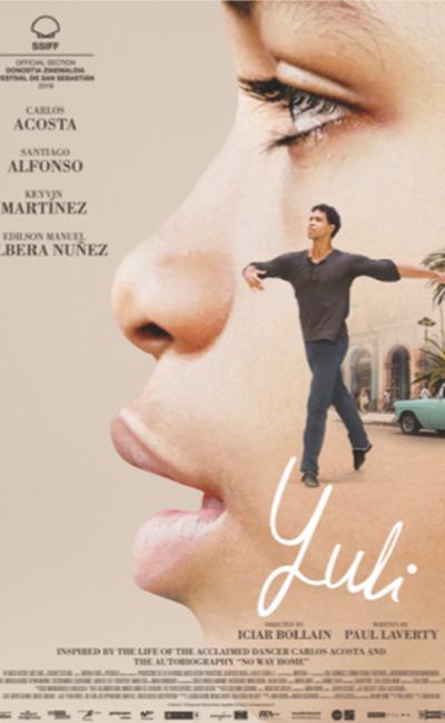 Cuban ballet star Carlos Acosta biopic