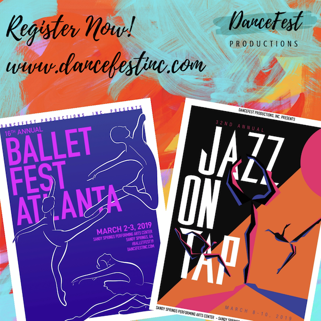 BalletFest Atlanta and Jazz On Tap 2019