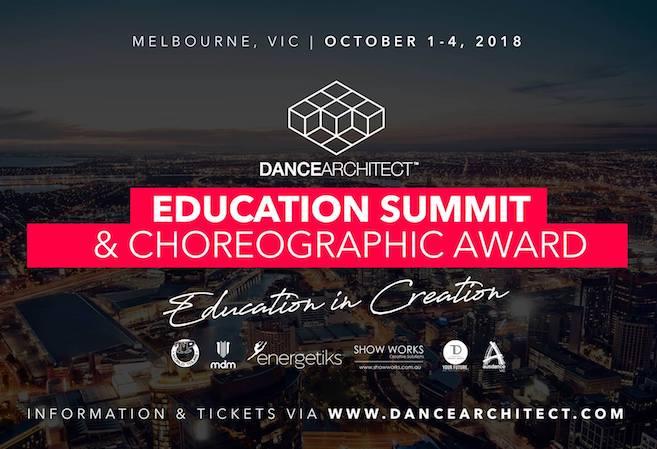 Melbourne dance summit 2018