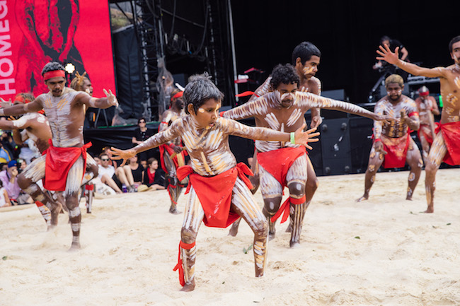 Aboriginal and Torres Strait Island dance