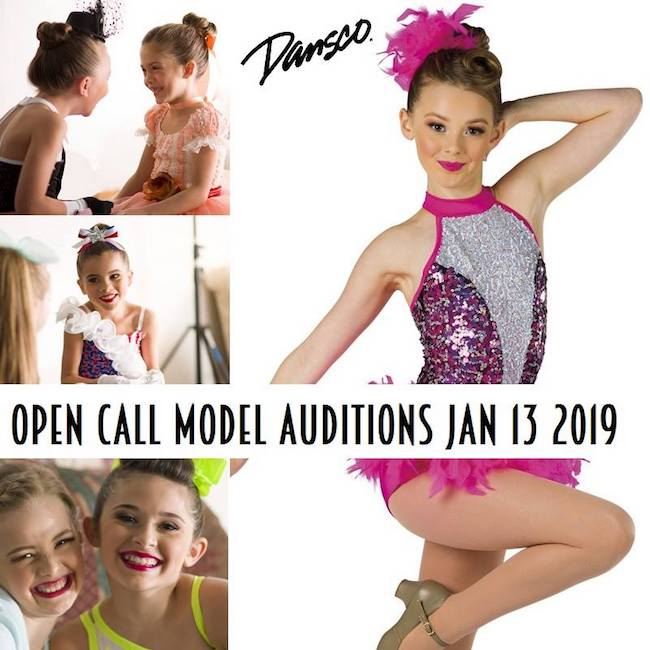 Dance Model Auditions