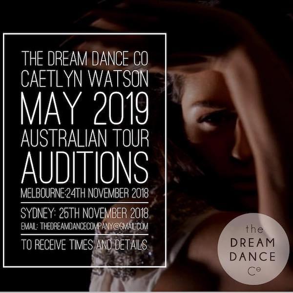 Australian commercial dance company