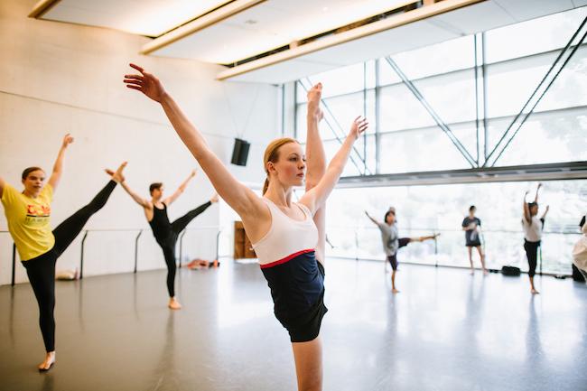 Brisbane dance intensive