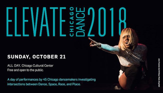 Chicago dance festival