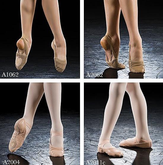 Eurotard Dancewear offers multiple shoes 90c477c3b