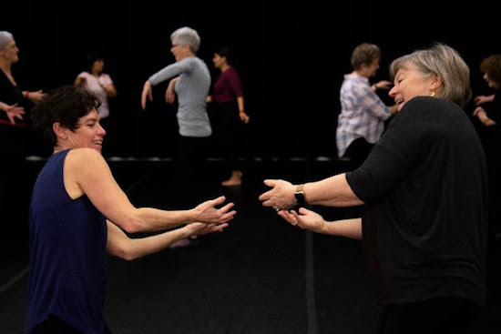 Senior Dance Classes Sydney Australia