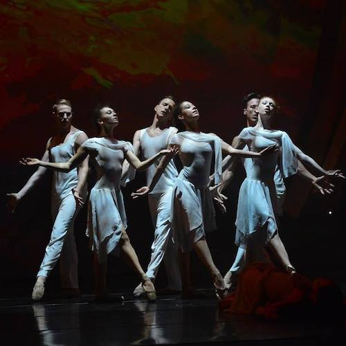 Orange County ballet company