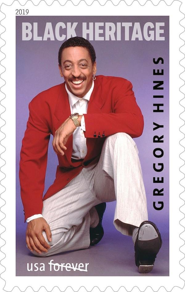 2019 Black Heritage US Postal Stamp